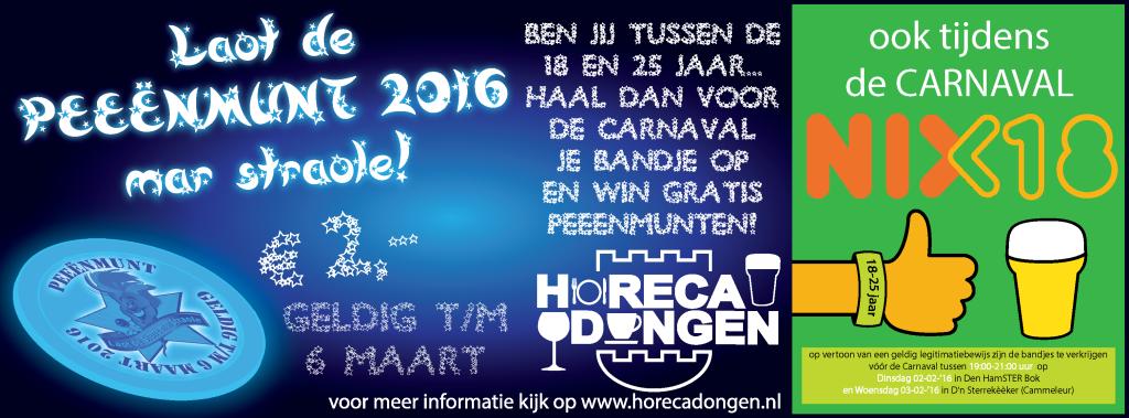 Horeca Dongen 2016
