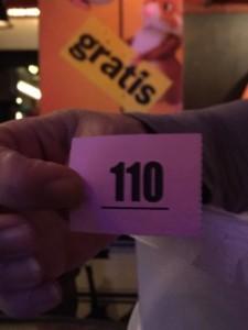 2e Prijs: 10 Peeënmunten